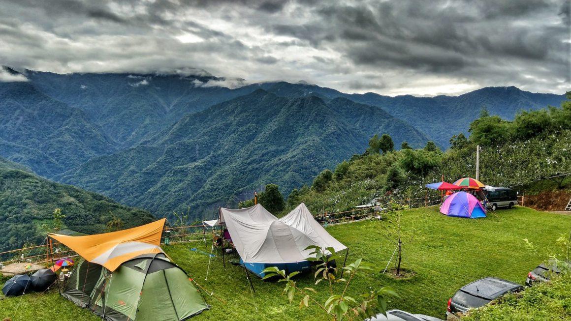 苗栗露營│網路控勿入,一上山就與世隔絕但風景極美的泰安武嵐露營區