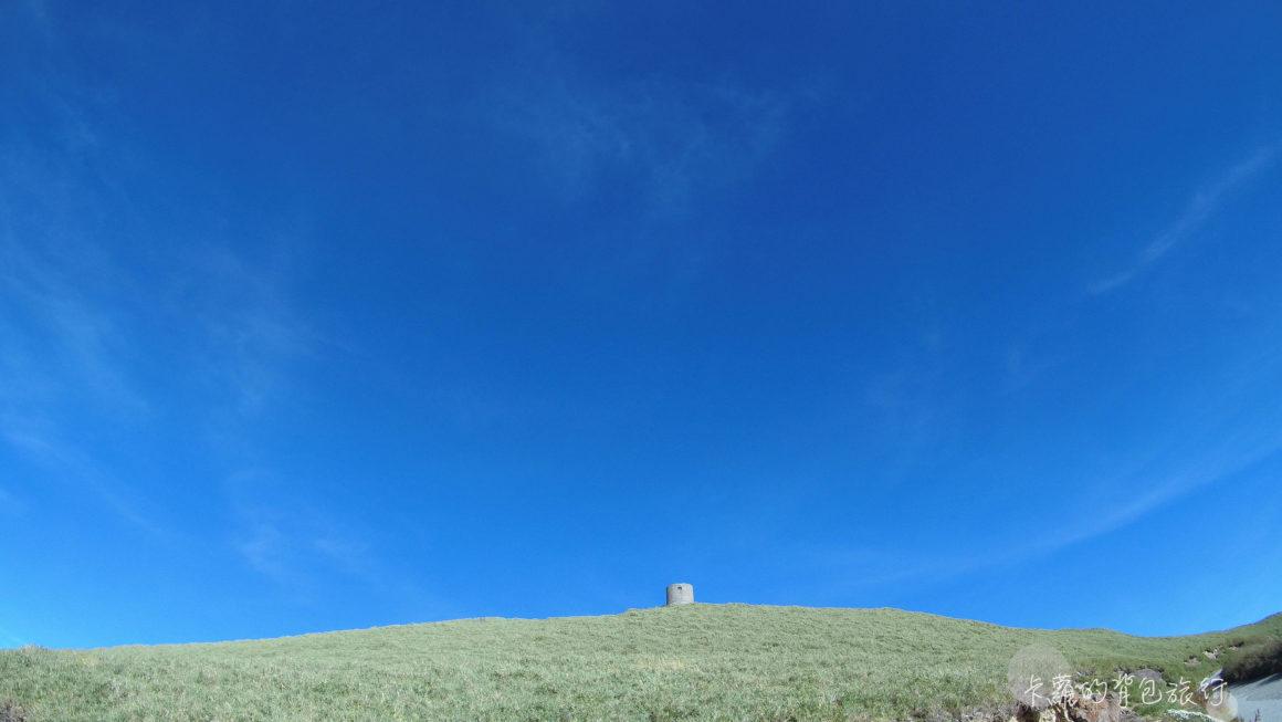 南投|登山新手第一選擇,台灣百岳「合歡山主峰」