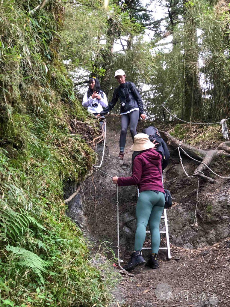 卡蘿的背包旅行-小奇萊步道