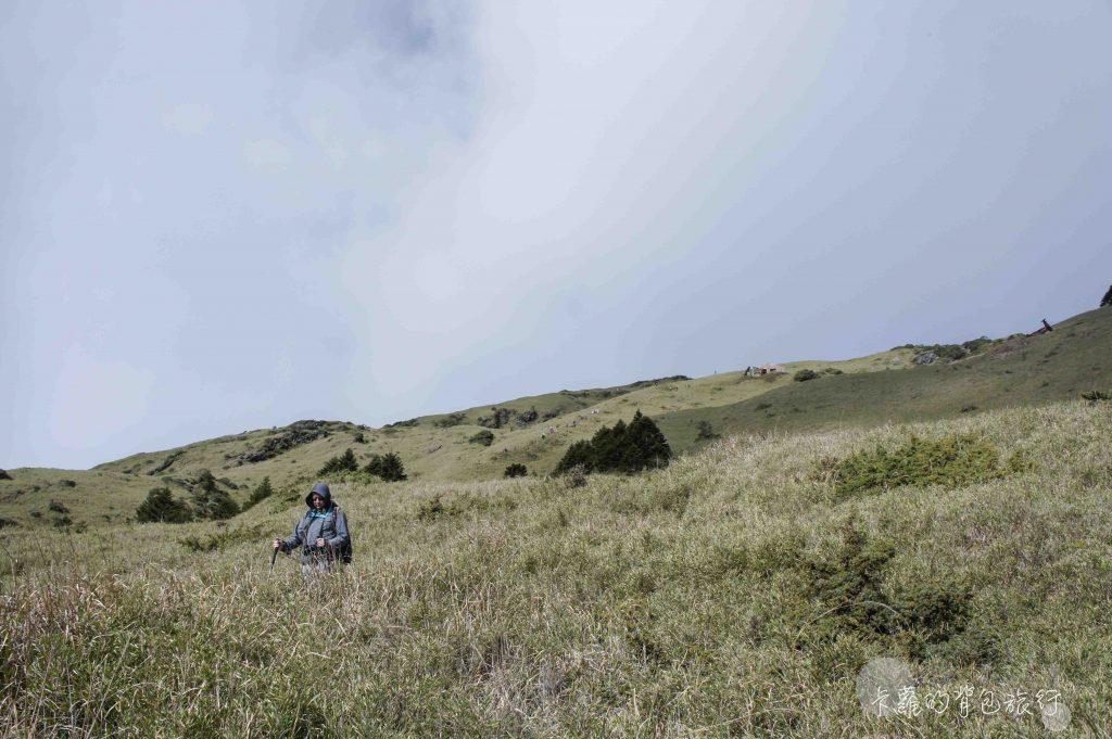 卡蘿的背包旅行-合歡東峰