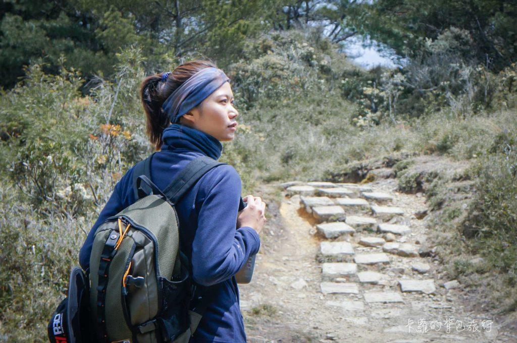 卡蘿的背包旅行-鹿林山