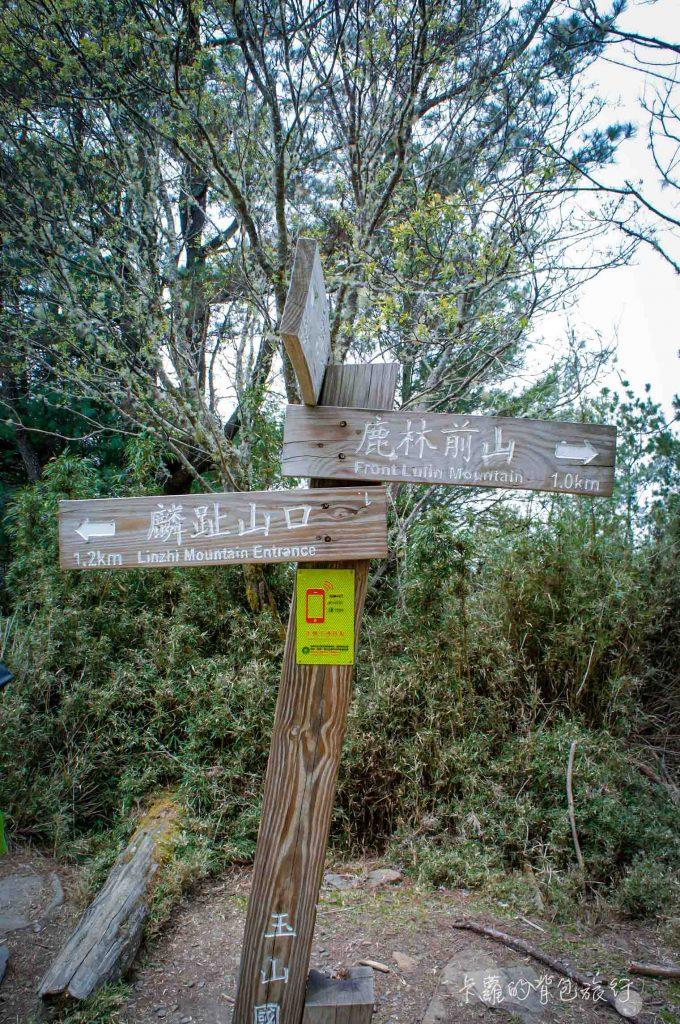 鹿林山自然公園