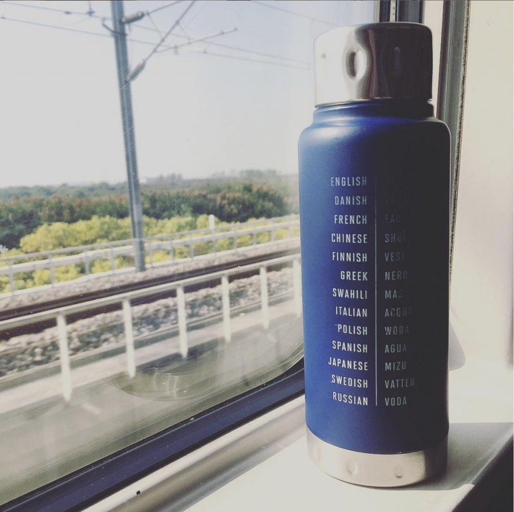 卡蘿的背包旅行-澳洲買的保溫瓶