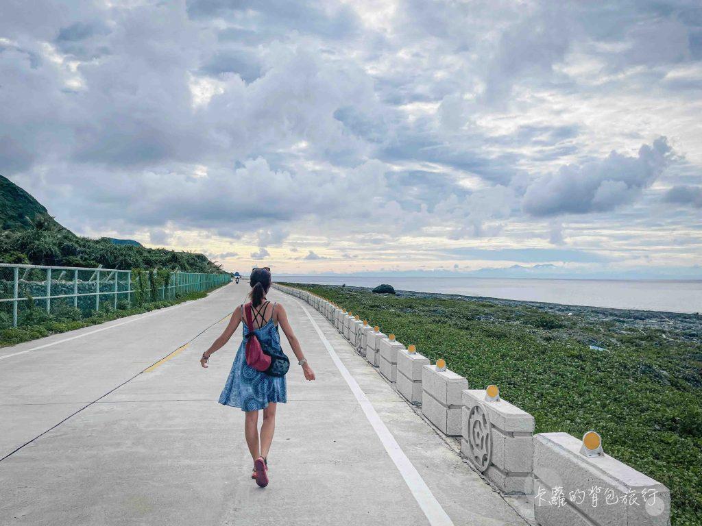 卡蘿的背包旅行-蘭嶼環島公路