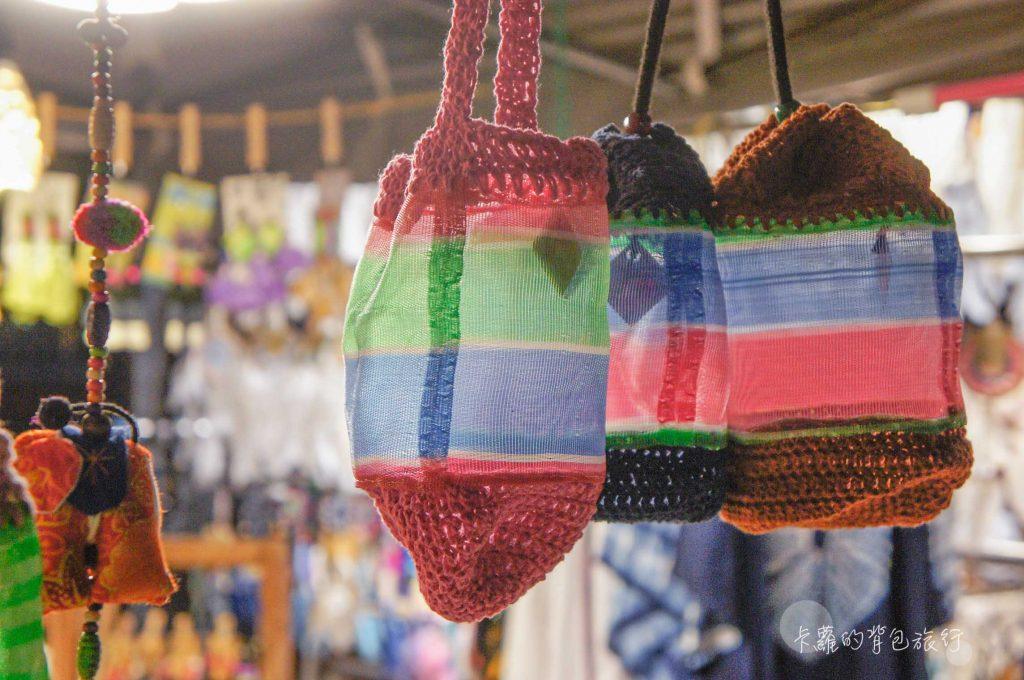 卡蘿的背包旅行-鐵花村市集