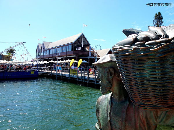 Australia Fremantle─世界旅遊專家標榜的19世紀港口人生Fremantle City(費利曼圖)