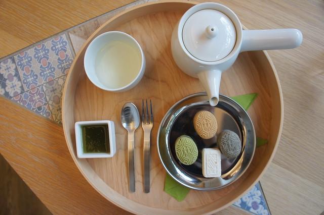 【食】台中─南屯百年糕餅店台式下午茶DIY 「林金生香  研香所」