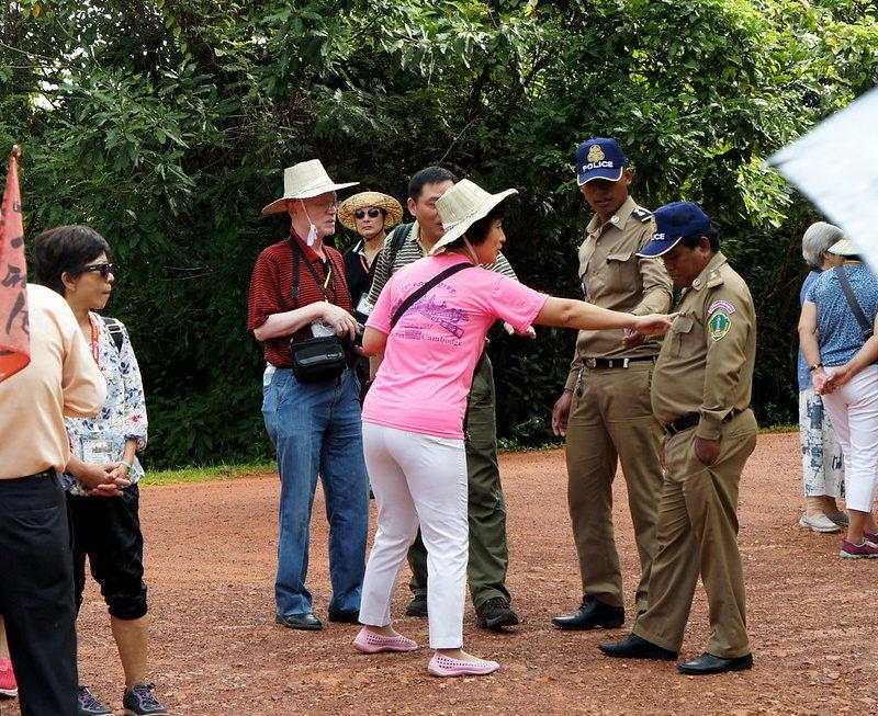 【柬埔寨】警察V.S.遊客,遊走在公權力與犯罪之間