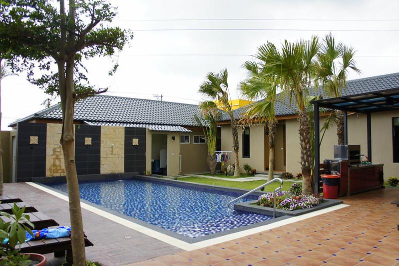 墾丁獨棟Villa│包棟開趴新亮點-恆春 裡小路 Pool Villa