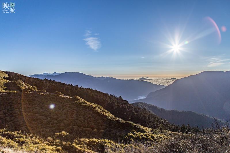 南投仁愛─爆炸銀河「武嶺」+百岳入門款X攻頂看日出「石門山步道」