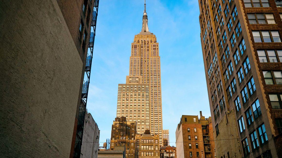 紐約必去|在Empire State Building 帝國大廈 360度俯瞰慾望城市「曼哈頓」