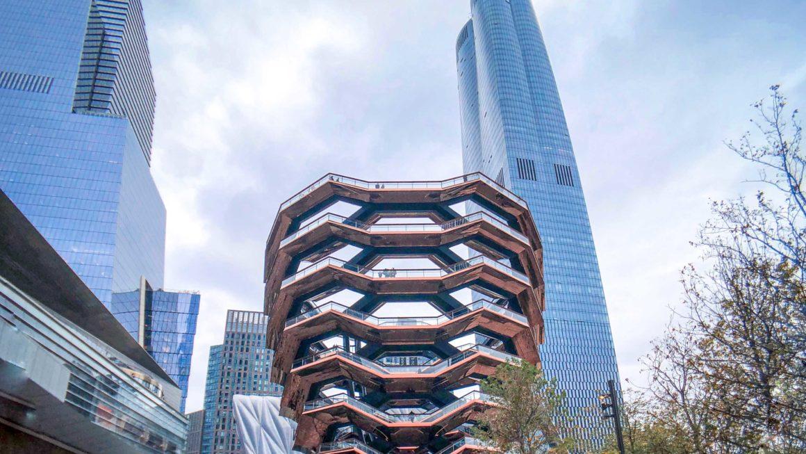 紐約網美拍攝點|巨型蜂巢The Vessel,網上預約即可索取免費入場票