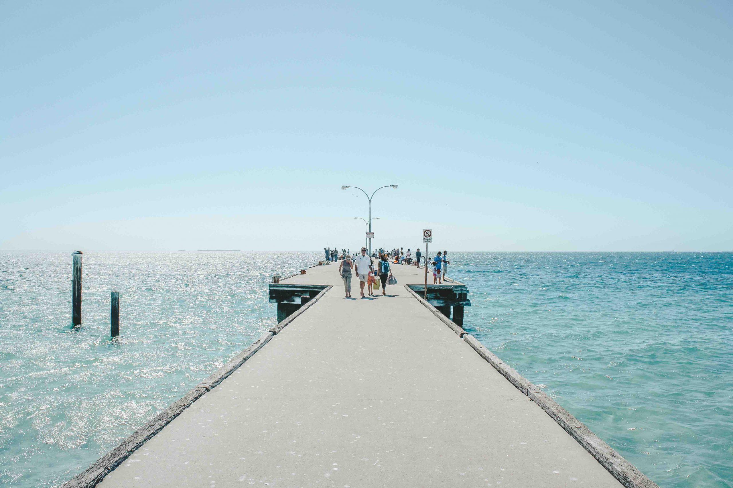 Coogee beach, Western Australia