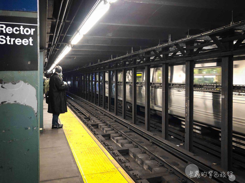 曼哈頓地鐵
