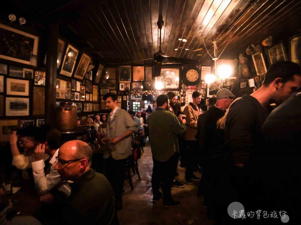 美國紐約酒吧-McSorley's